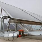 Solar-Niedertemperatur