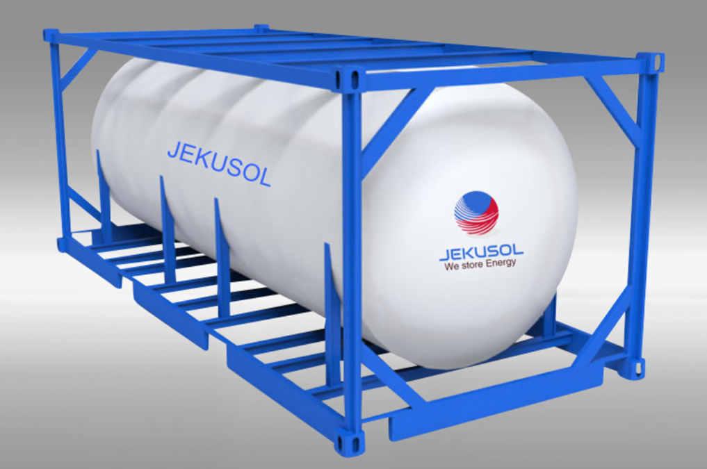 JEKUMOBIL Container