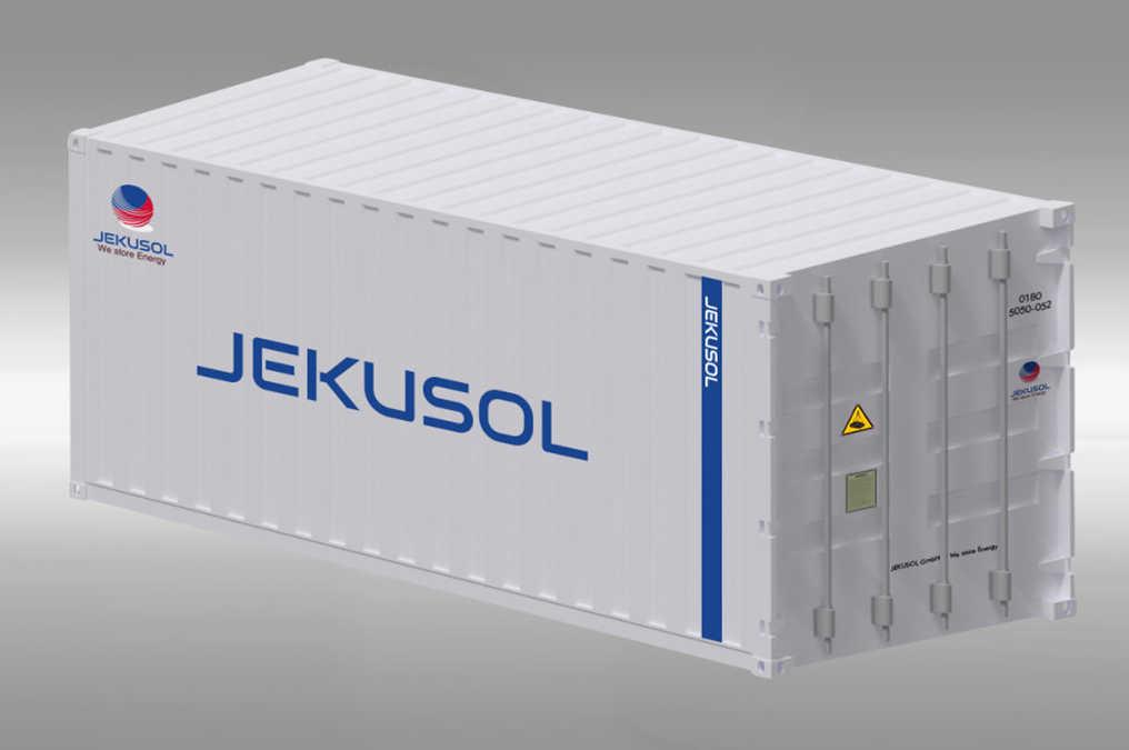 JEKUTHERM Container
