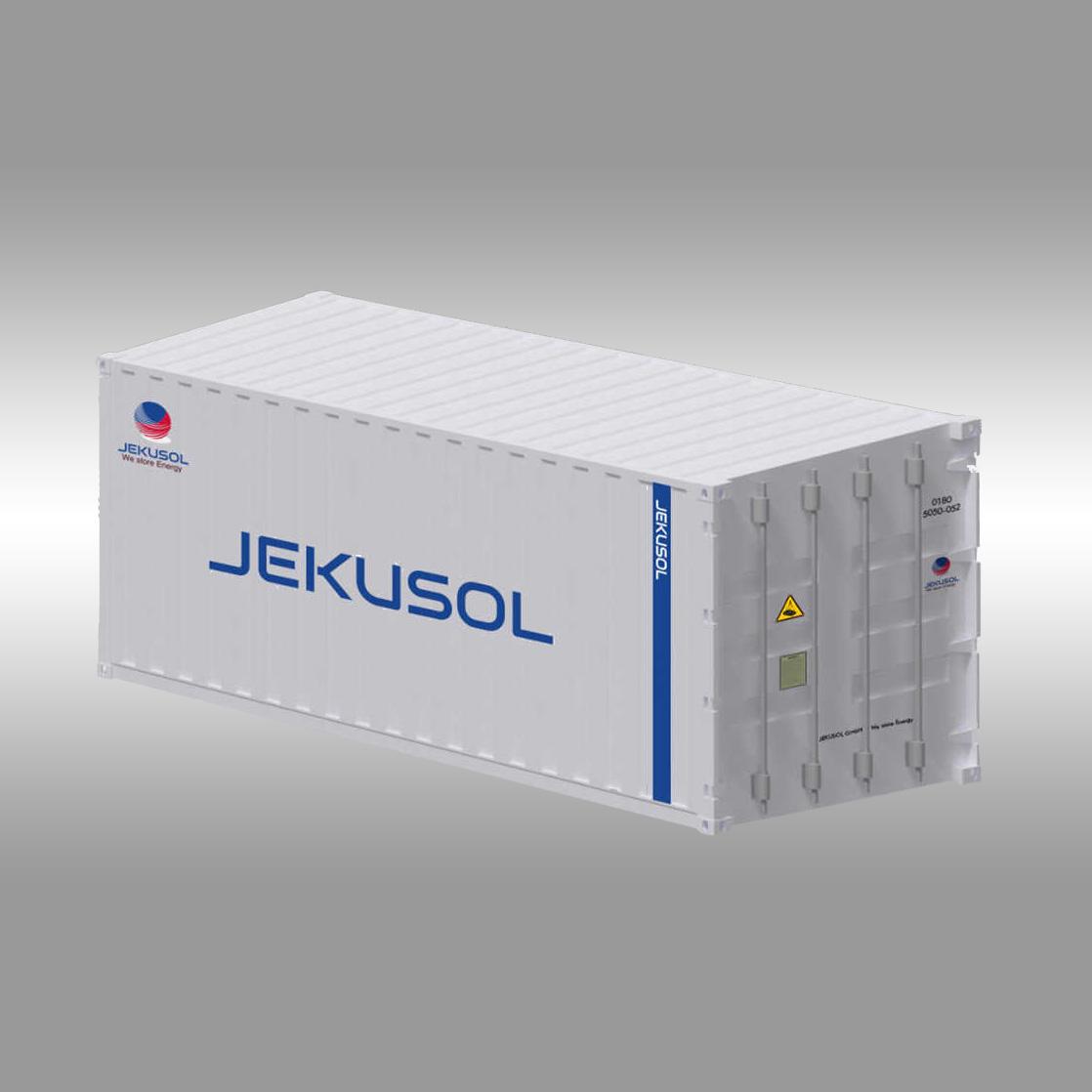 Jekutherm-Container